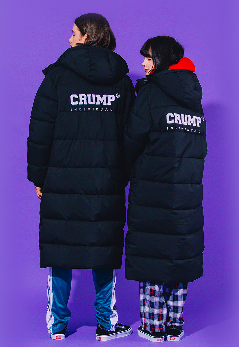 [크럼프] Crump basic long padding (CO0020)