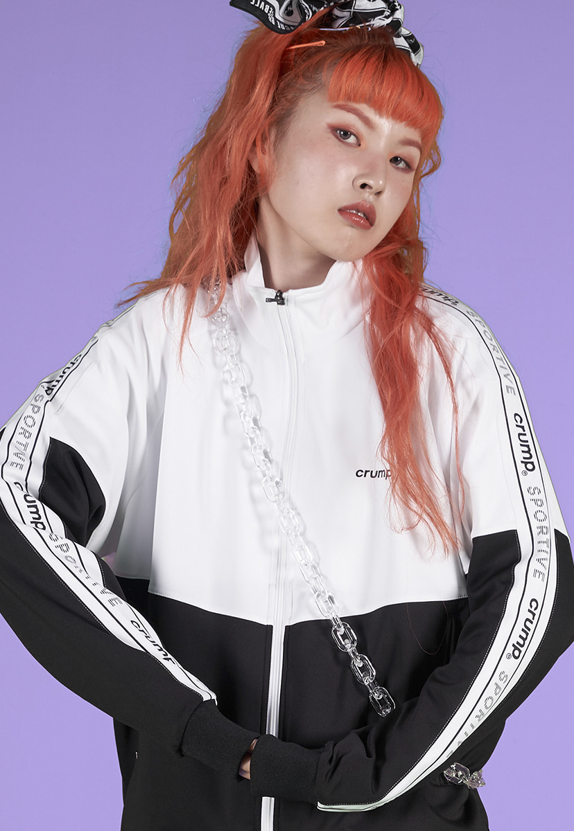 [크럼프] Crump sportive track top (CO0040)