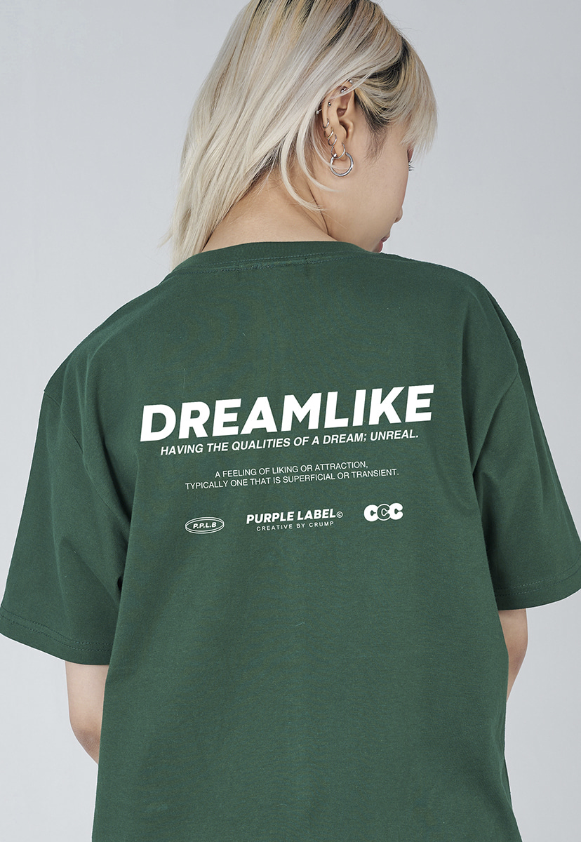 [퍼플라벨] Purple label dreamlike tee (PT0003-1)