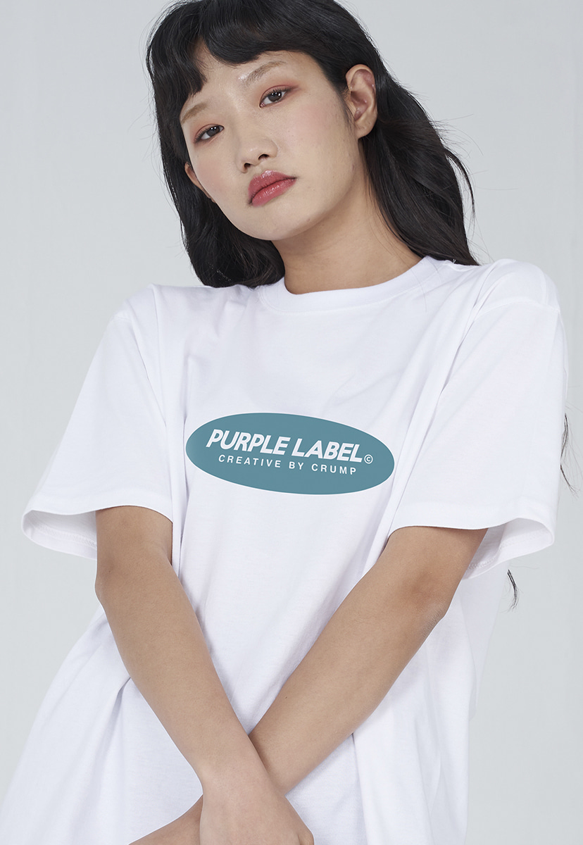 [퍼플라벨] Purple label dreamlike tee (PT0003-3)