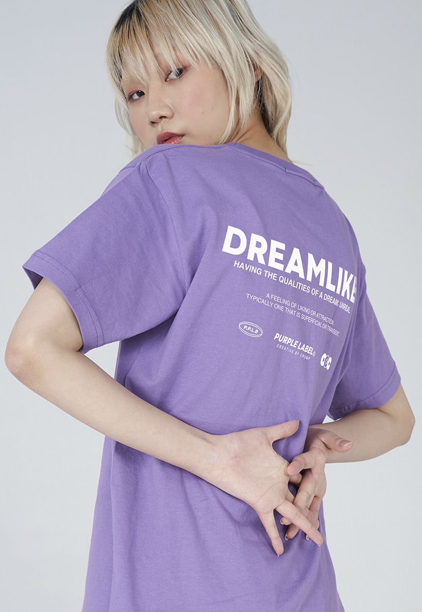 [퍼플라벨] Purple label dreamlike tee (PT0003-2)
