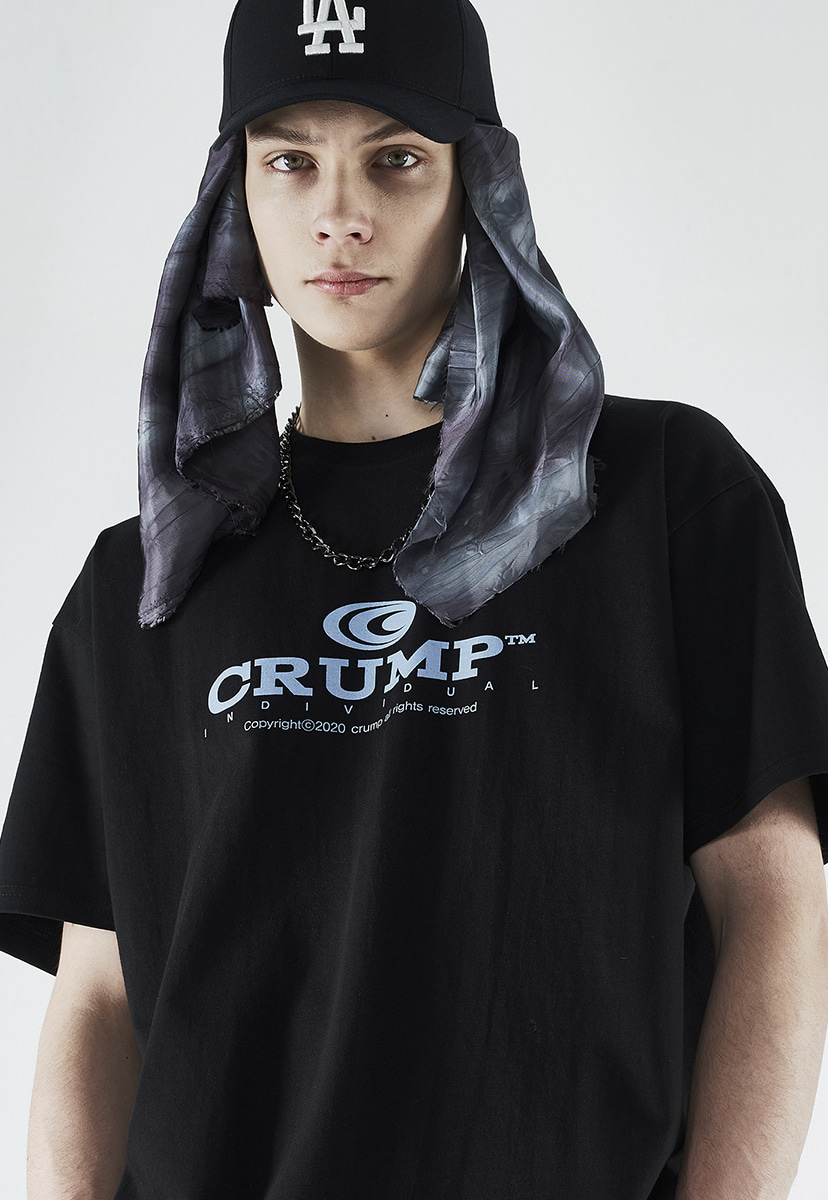 [크럼프] Crump 2020 signature logo t-shirt (CT0257)