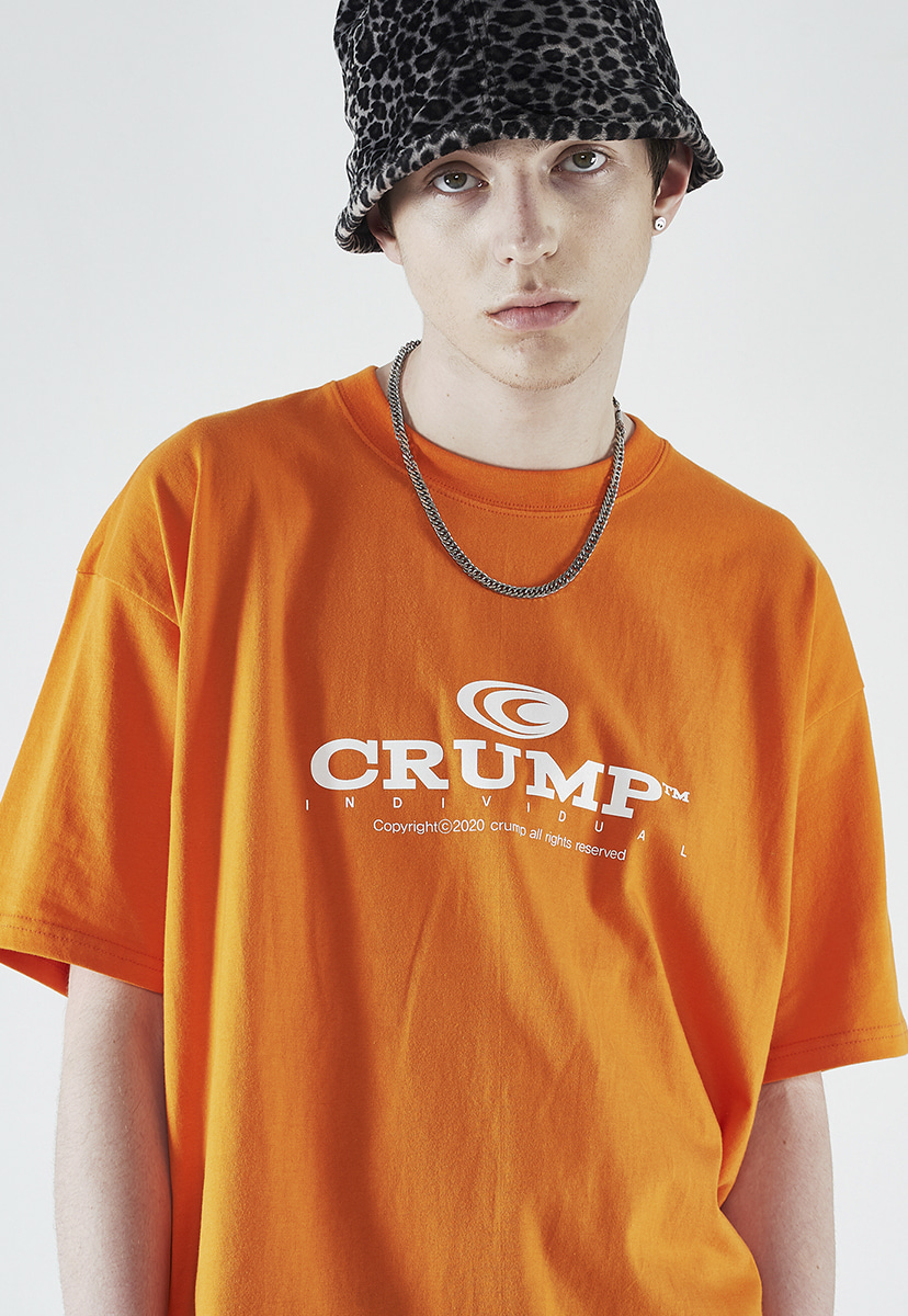 [크럼프] Crump 2020 signature logo t-shirt (CT0257-3)