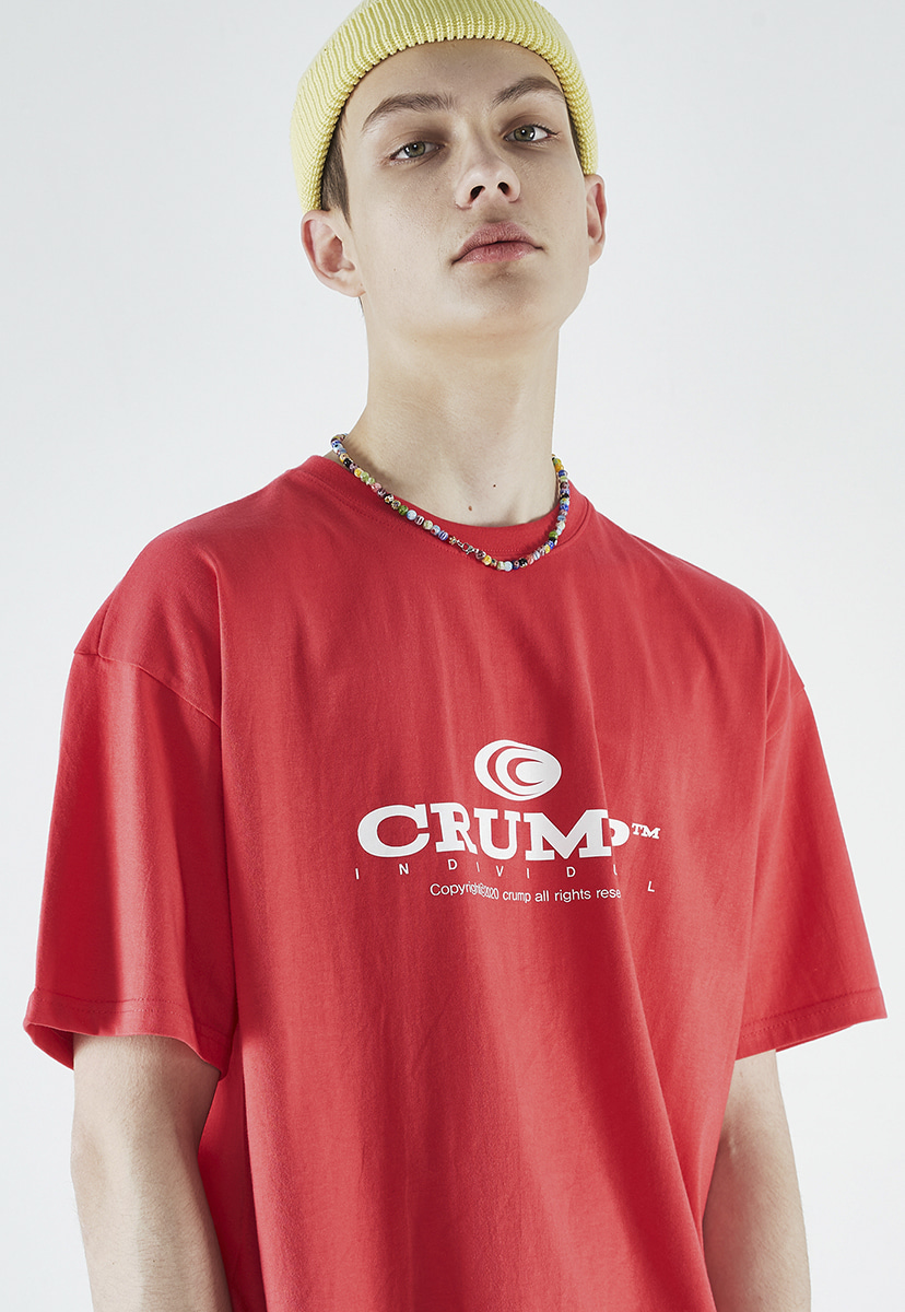 [크럼프] Crump 2020 signature logo t-shirt (CT0257-2)