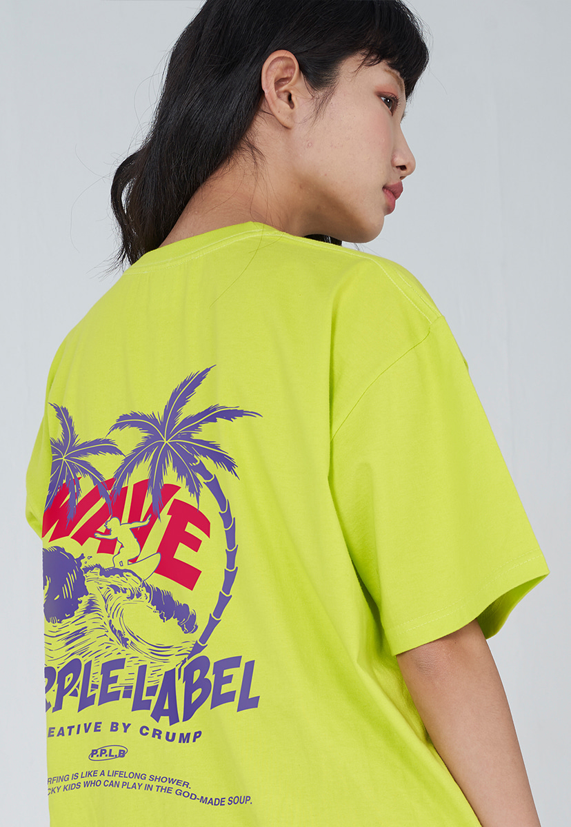 [퍼플라벨] PURPLE LABEL WAVE SURFER TEE (PT0032-1)
