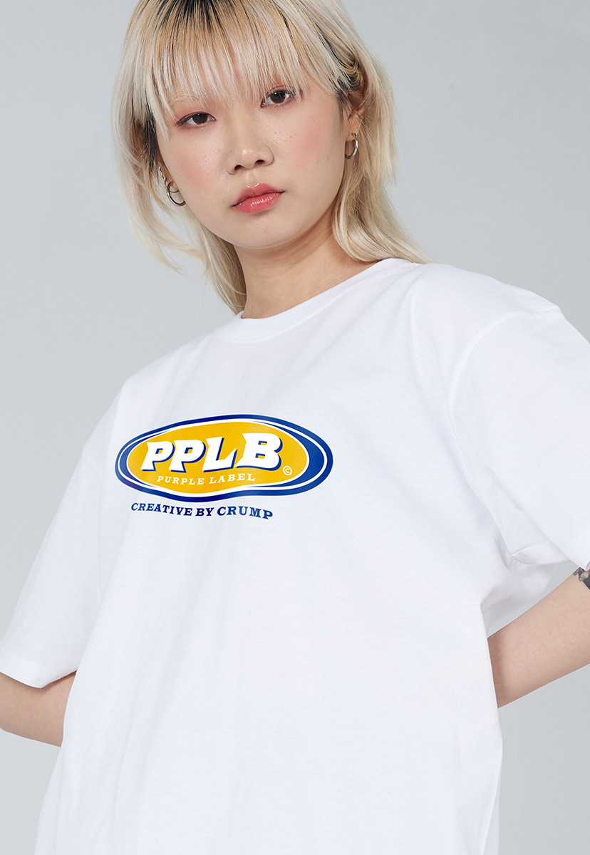 [퍼플라벨] PURPLE LABEL COLOR LOGO TEE (PT0038-2)
