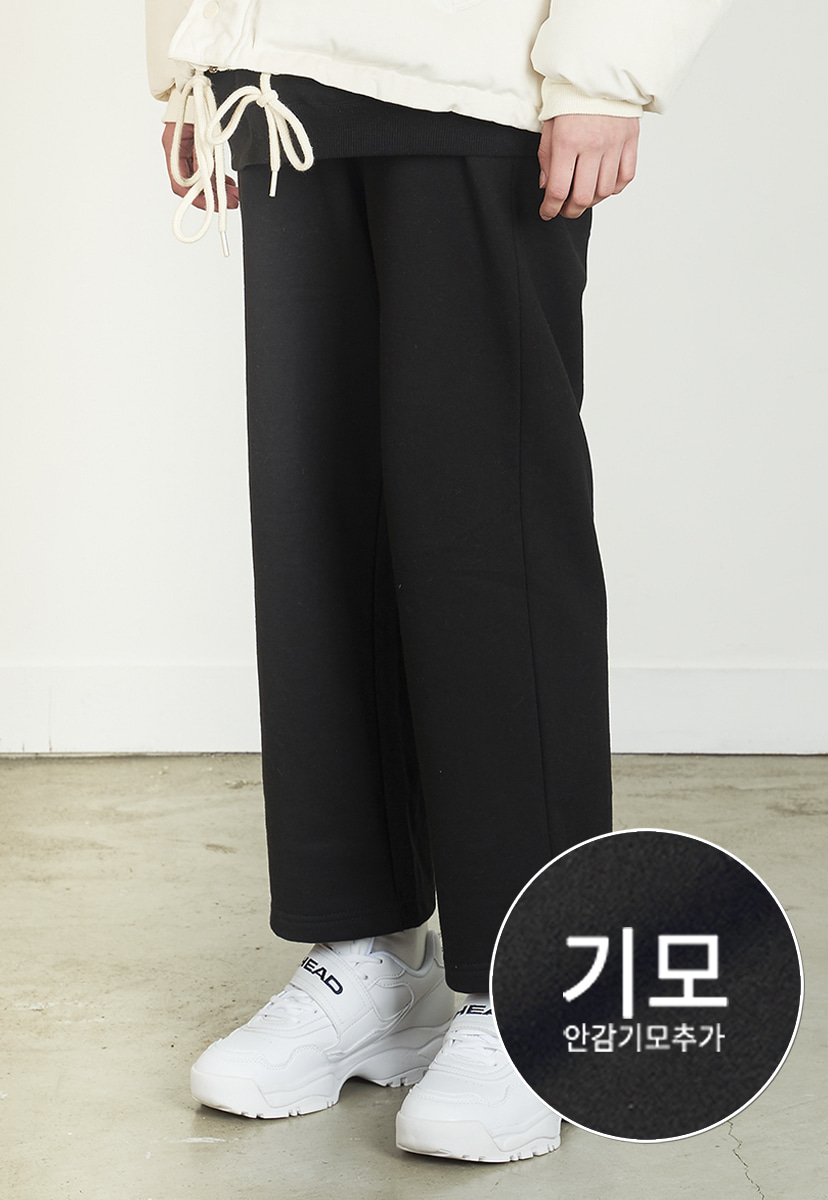 [크럼프][기모] Crump standard sweat pants (CP0121g)